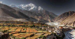 Mustang Trek in nepal