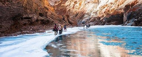 Chadar Trek – the Frozen River Zanskar Trek