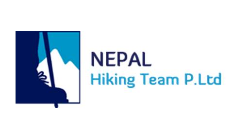 Nepal-hiking-team