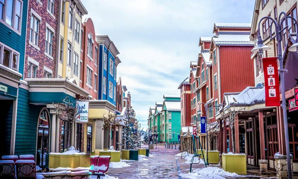 Park City Utah USA