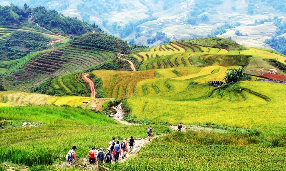 trekking tours in Vietnam