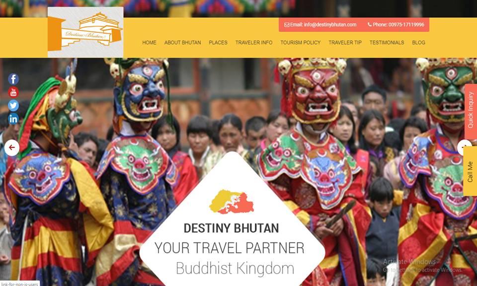 Destiny Bhutan