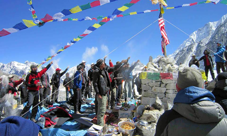 Everest Base Camp Trek image