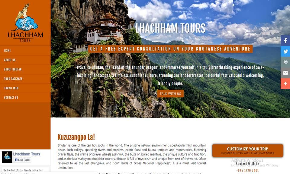 Lhachham Tours