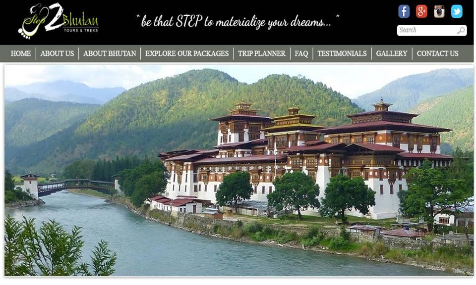 Bhutan 2 Step