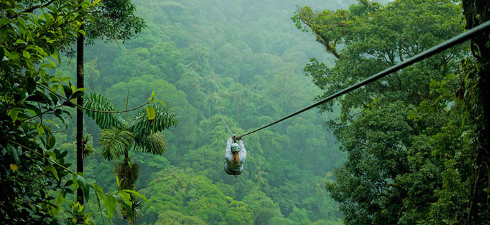 ZipLine or Flyer - Sarangkot