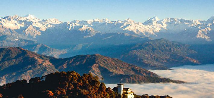 Chisapani Nagarkot Dhulikhel Trek