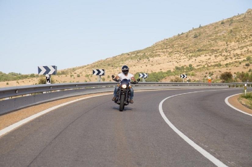 Hiring Motorbike