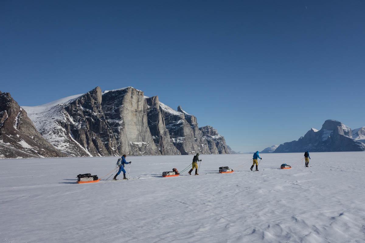 Great Sail Peak, Canada
