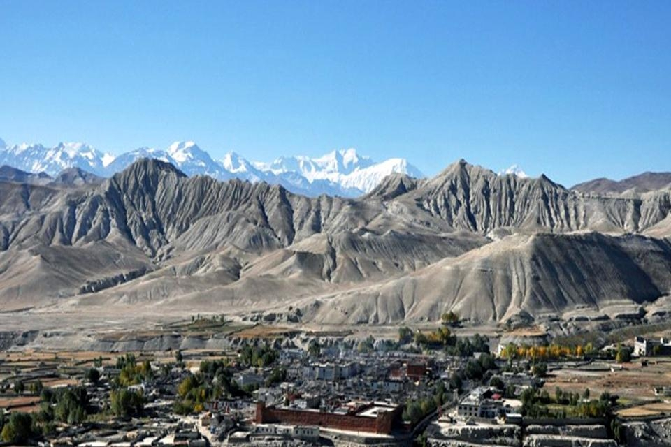 Upper and Lower Mustang Trekking Tour Packages Cost, Price and Reviews  2020-21 - Bookmountaintours.com